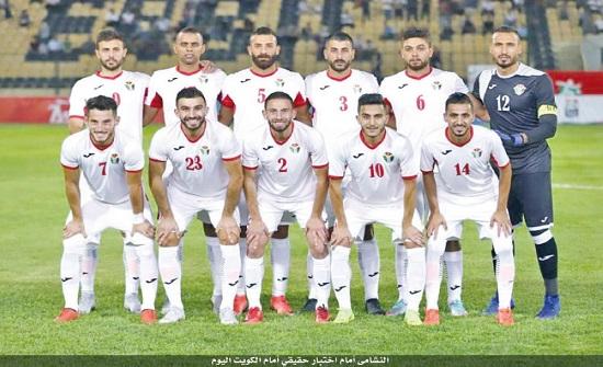 المنتخب الوطني يفقد فرصة المنافسة على لقب غرب آسيا بعد تعادله مع الكويت