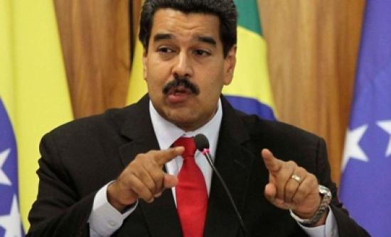 تنصيب مادورو رئيسا لفنزويلا حتى عام 2025