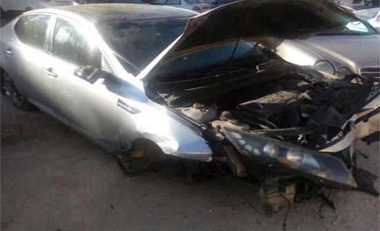 4 اصابات بحادثي تصادم في عمان
