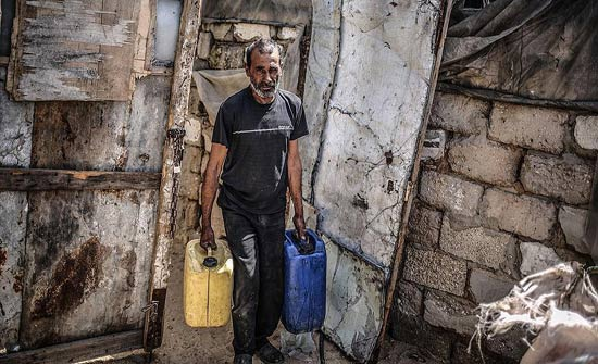 اقتصاد غزة المأزوم عند آخر نقطة قبل الانهيار