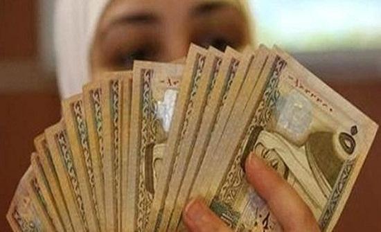 100 دينار للأسر المنتفعة من صندوق الزكاة لحملة الشتاء