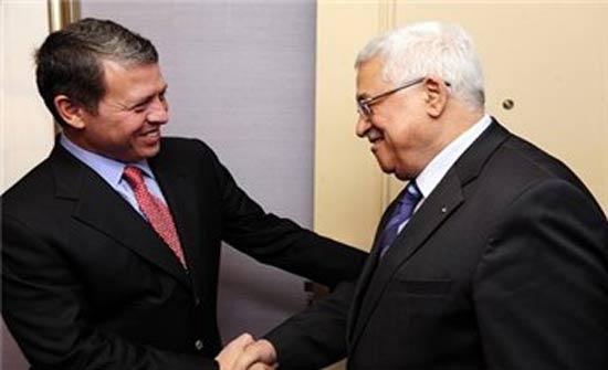 المالكي يؤكد عمق العلاقات الأخوية الفلسطينية الأردنية