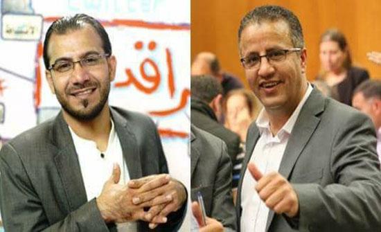 حزب أردن أقوى : بيان حول توقيف الزناتي ومحارمة ( نص البيان )