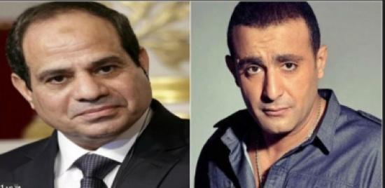 بالصور: السقا يتقمص شخصية السيسي في سري للغاية.. وهذا الفنان يظهر في دور مرسي