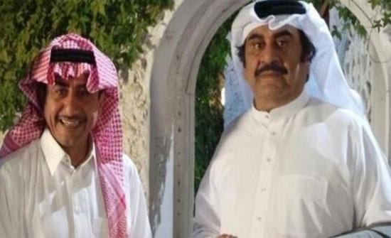 ردة فعل ناصر القصبي بعد رحيل الفنان عبدالحسين عبدالرضا