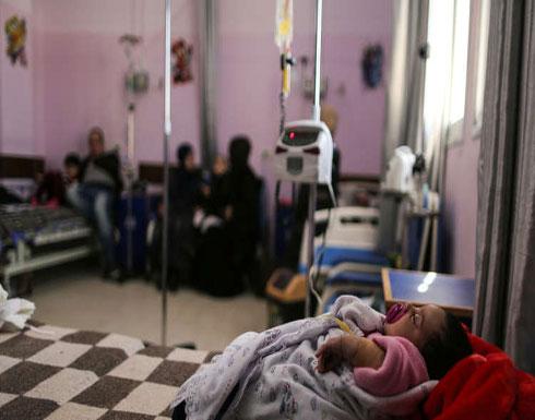 وفيات وإصابات بإنفلونزا الخنازير بغزة