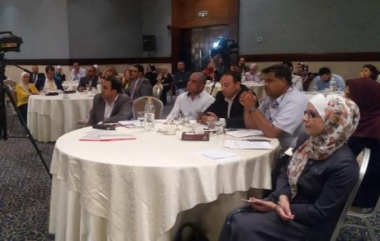 جلسة لمناقشة الالتزام الأول ضمن مبادرة شراكة الحكومات الشفافة