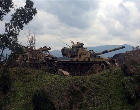 """الجيش التركي و""""السوري الحر"""" يسيطران على جبل برصايا الإستراتيجي (فيديو)"""
