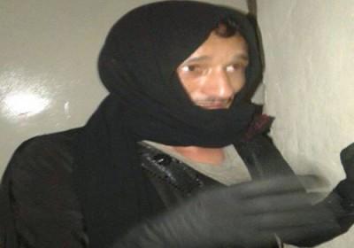 توقيف شخص في السعودية لارتدائه ملابس نسائية