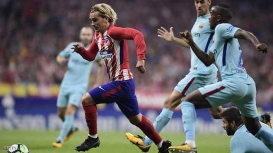 برشلونة يصدر بيانا بشأن صفقة غريزمان