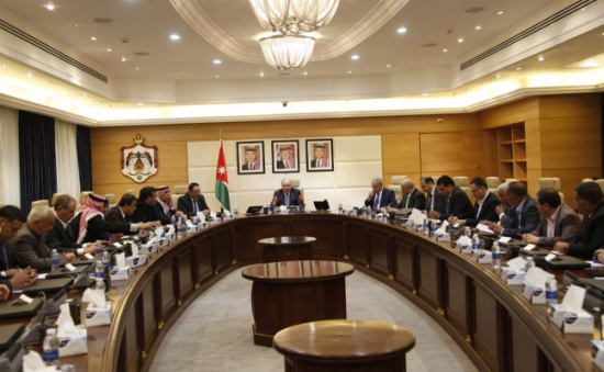 الملقي يلتقي ممثلي القطاع الزراعي وإجراءات حكومية لدعم القطاع