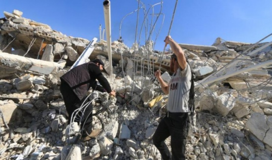 اتهام موسكو ودمشق بقصف مستشفيات بسوريا