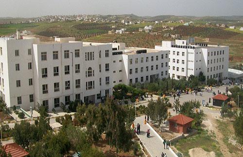 ترقية الدكتور العمري إلى رتبة أستاذ مشارك في جامعة إربد الأهلية