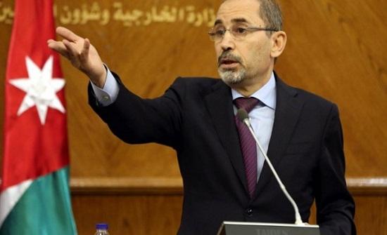 الصفدي يستقبل وزيرة خارجية اندونيسيا