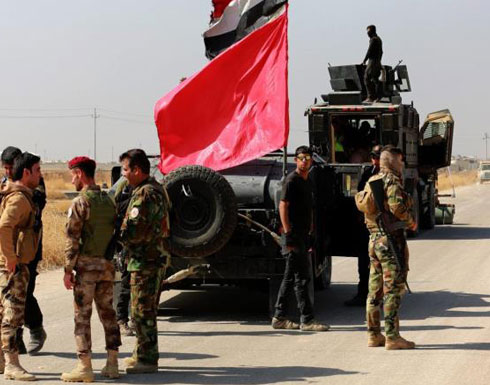 القوات العراقية تنسحب من قرقوش شرق الموصل