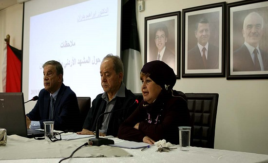 بدران: المشهد الأردني متماسك وطنيا