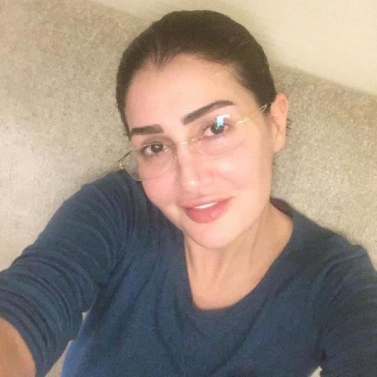 غادة عبد الرازق تتعرض لحالة إغماء وتدخل المستشفى