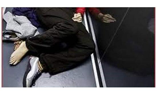 في بلد عربي ... استغل لطفها معه فتحرش بها داخل مصعد