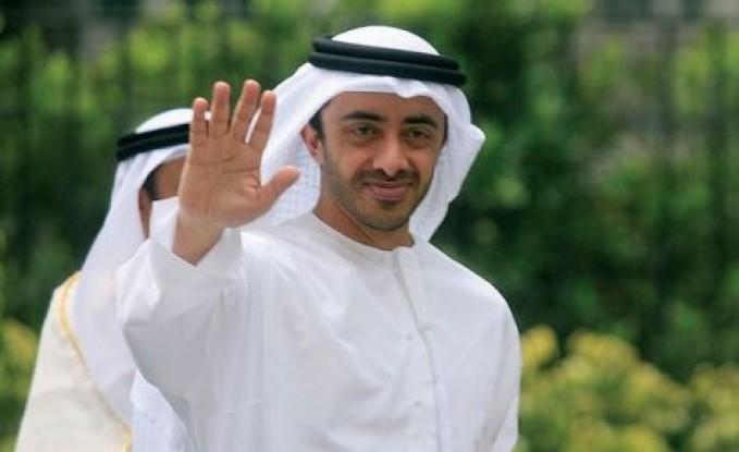 وزير خارجية الإمارات في الأردن السبت