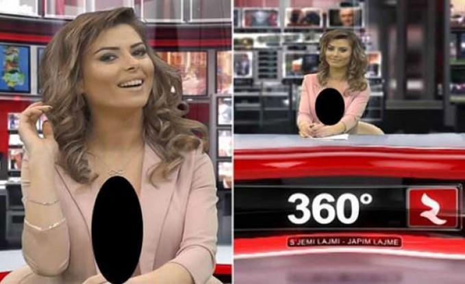 شاهد: محطة تلفزيونية تجبر مذيعاتها على تقديم نشرات الاخبار شبه عاريات   المزيد على دنيا الوطن
