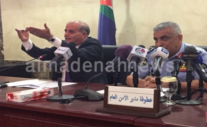 بالفيديو : التسجيل الكامل للقاء مدير الأمن العام والمنسق الحكومي بـ ممثلي هيئات حقوق الانسان في الأردن