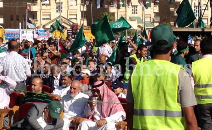 الاخوان المسلمين : حصلنا على الترخيص .. وهذه تفاصيل الاحتفال