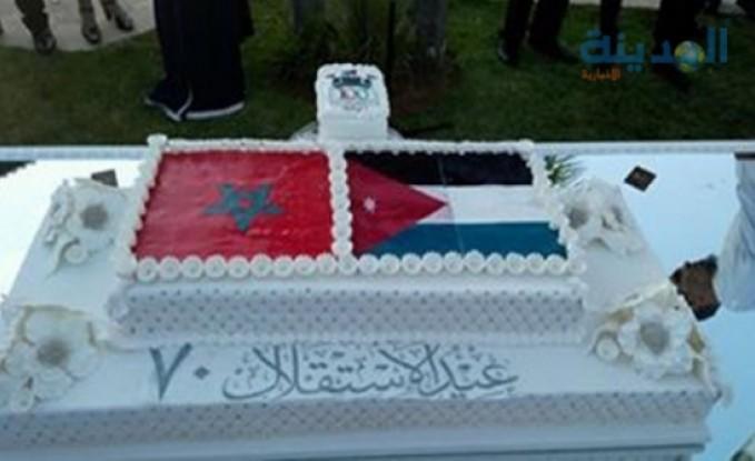 بالفيديو: المدينة نيوز ترصد احتفالات السفارة الأردنية في المغرب بعيد الاستقلال الـ70