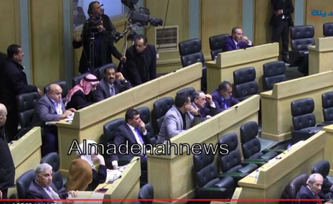 فيديو : التسجيل الكامل لجلستي النواب الصباحية والمسائية حول العفو العام