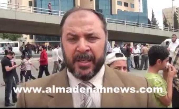 """لأول مرة : بني ارشيد يمتدح حماس ويهاجم """" بعض """" قادتها"""