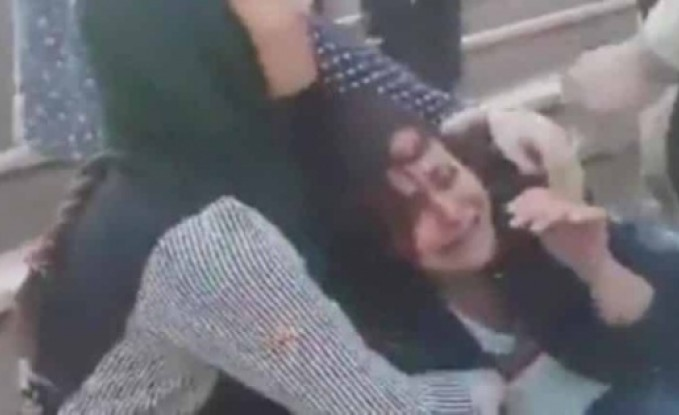 فيديو لسحل فتاة في إيران يثير ضجة