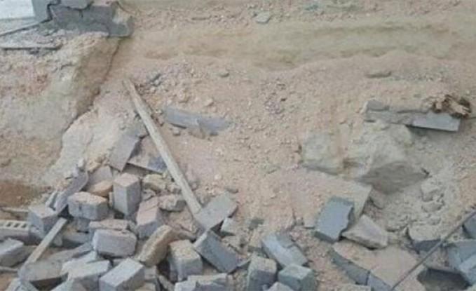 يبلغ من العمر 4 سنوات .. انهيار جدار يقتل طفلا في الرمثا