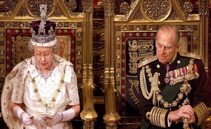 الشرطة البريطانية تحذر زوج الملكة إليزابيث