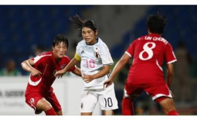 كوريا الشمالية تفوز بكأس العالم للسيدات