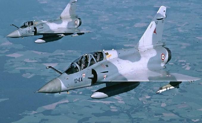 كما نشرت المدينة نيوز ... طائرات ميراج 2000 الفرنسية تتمركز في الأردن