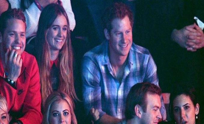 """حبيبة الأمير هاري السابقة تعلن خطوبتها.. """"هاري.. نحن نتزوج"""""""