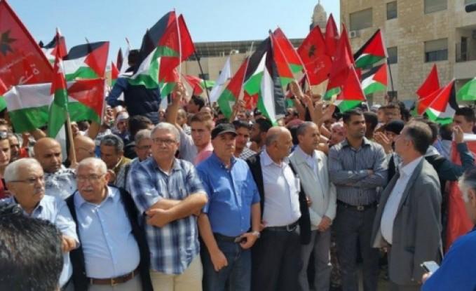 الأمن يفض مسيرة '' الكالوتي ''
