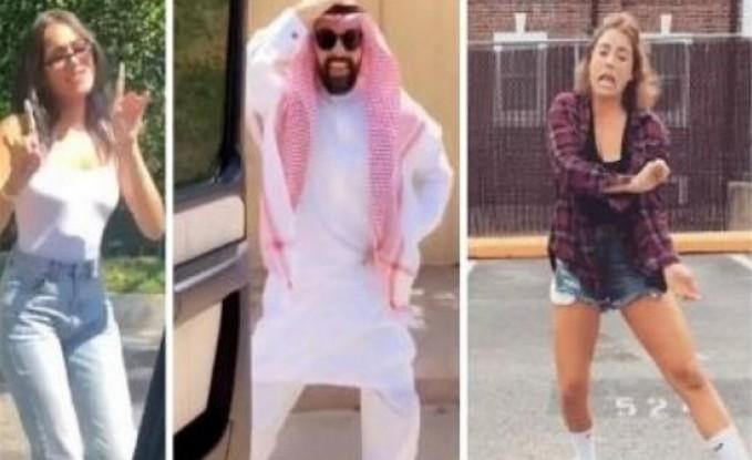 شاهد.. تحدي رقصة كيكي يصل السعودية للمرة الأولى