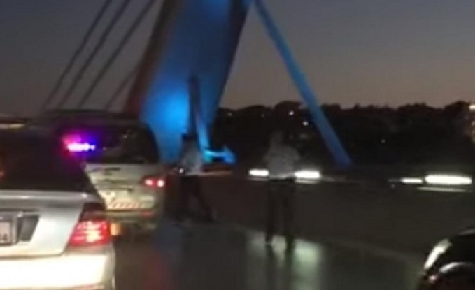عمان : عشريني يحاول الانتحار من على جسر عبدون