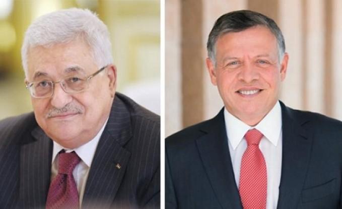 عباس سيزور الاردن لبحث وقف التصعيد الاسرائيلي  ضد الفلسطينيين