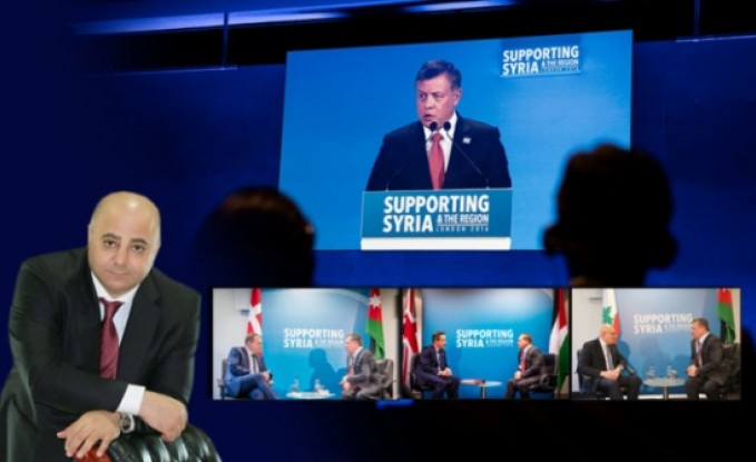 الأردن ومؤتمر المانحين من أجل سوريا