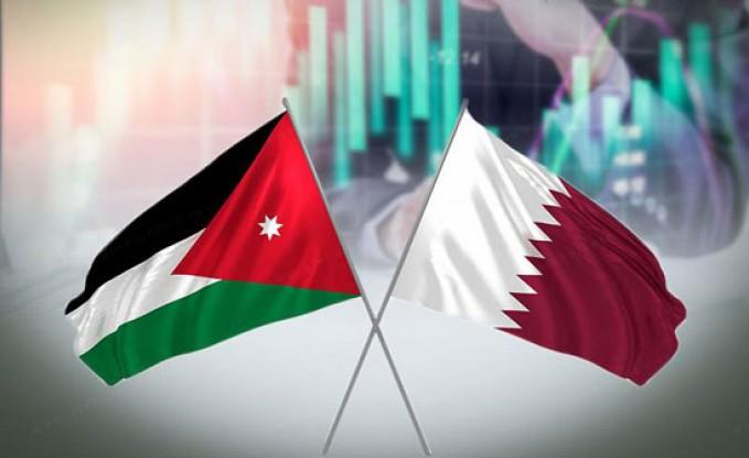 الأردن وقطر يبحثان إنشاء خط نقل بحري مباشر
