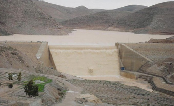 المياه تحذر من فيضان المياه من سد الوالة للمرة الخامسة