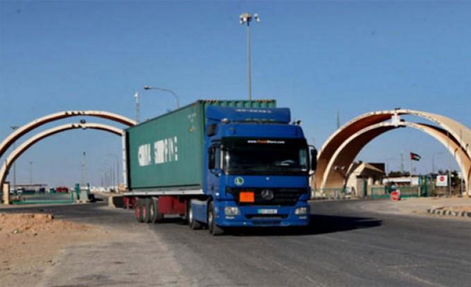 الخصاونة: حركة الشحن مع العراق تشهد انتعاشاً لافتاً