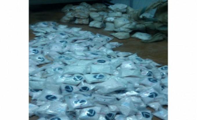 حرس الحدود يصيب 3 مهربين حاولوا إدخال مخدرات من سوريا
