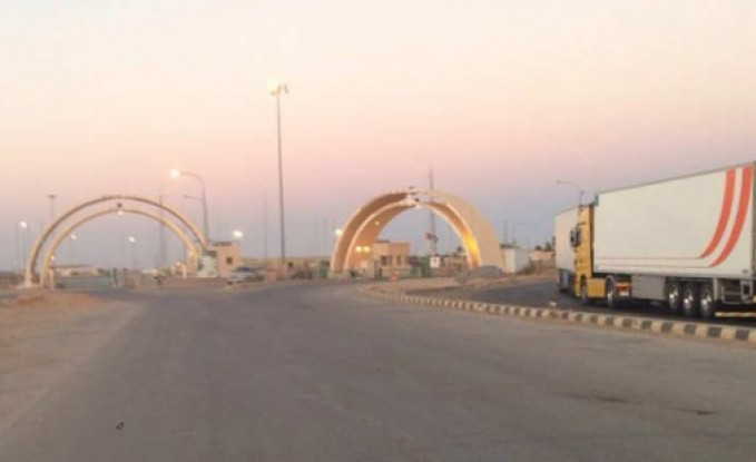 هجوم بـ 3 سيارات مفخخة على معبر طريبيل العراقي مع الاردن