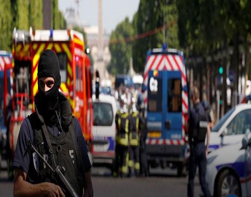 انتحاري يهاجم الشرطة الفرنسية بشاحنة مفخخة