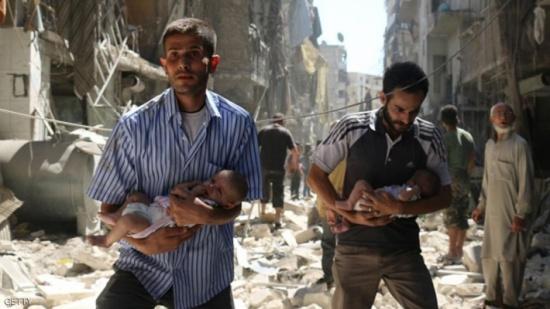 """الائتلاف السوري يناشد أوباما التدخل لوقف """"مجازر"""" حلب"""