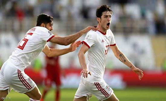 بالفيديو : كأس آسيا.. إيران رابع المتأهلين لدور الـ16