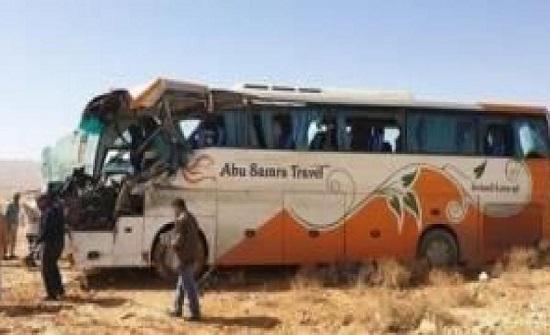 """""""الخارجية"""": وفاة فلسطيني يحمل جواز سفر أردنياً مؤقتاً و5 مصابين أردنيين في حادث سير شرم الشيخ"""