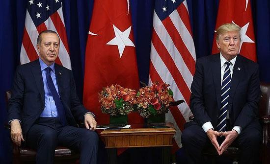 أردوغان: لقائي بترامب مهم لإزالة الخلافات